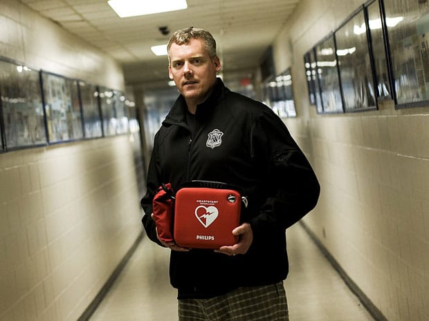 Defibrillators In High Schools??