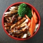 Healthy Gluten-Free Teriyaki Chicken