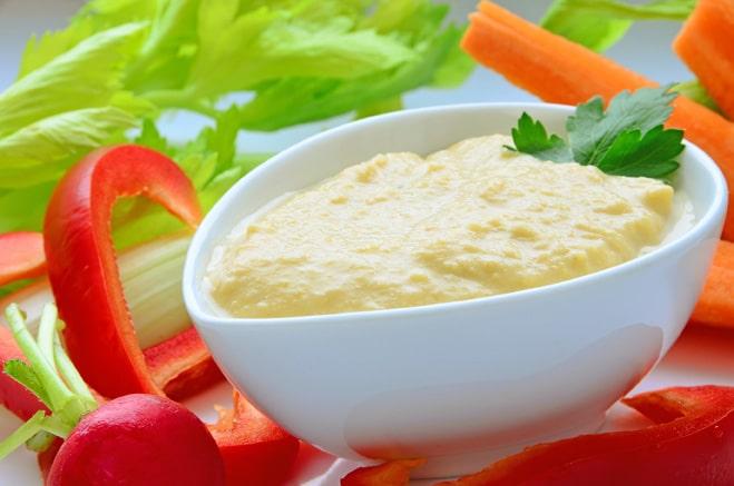 Super Creamy Hummus