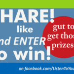 Visit us on Facebook and enter to win prizes!