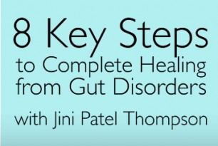 Jini's 8 Key Steps to Healing IBD & IBS Naturally