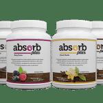 Absorb Plus USA & International Formula – 2018 Upgrades!