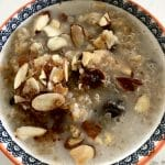 Jini's Sprouted Quinoa Cardamom Nut Porridge