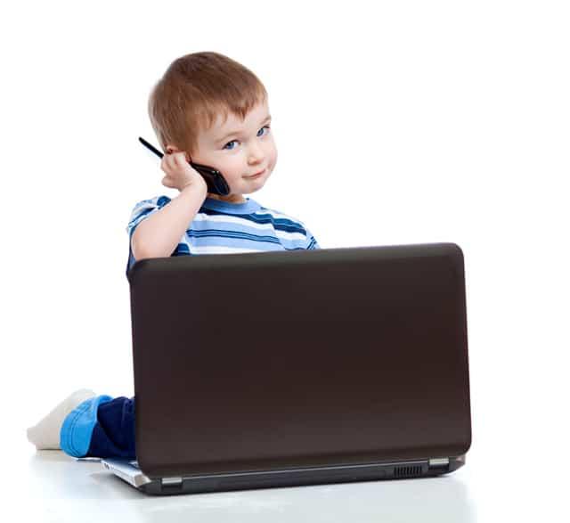 Kids And WiFi