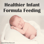 Healthier Infant Formula Feeding