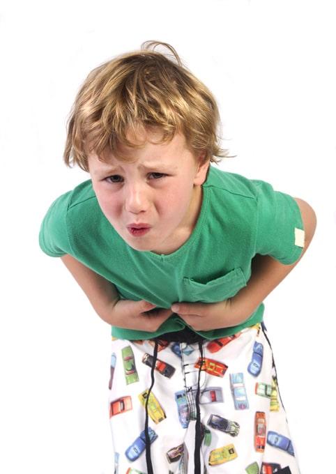 Help! My Child's Stomach Hurts