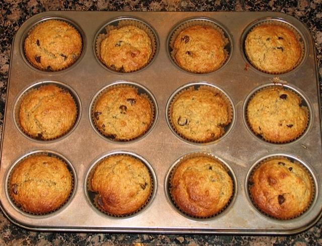 Fave Muffins (GF)