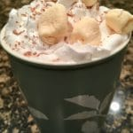 Dairy-Free Halloween Hot Chocolate