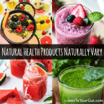 Natural Health Products Naturally Vary